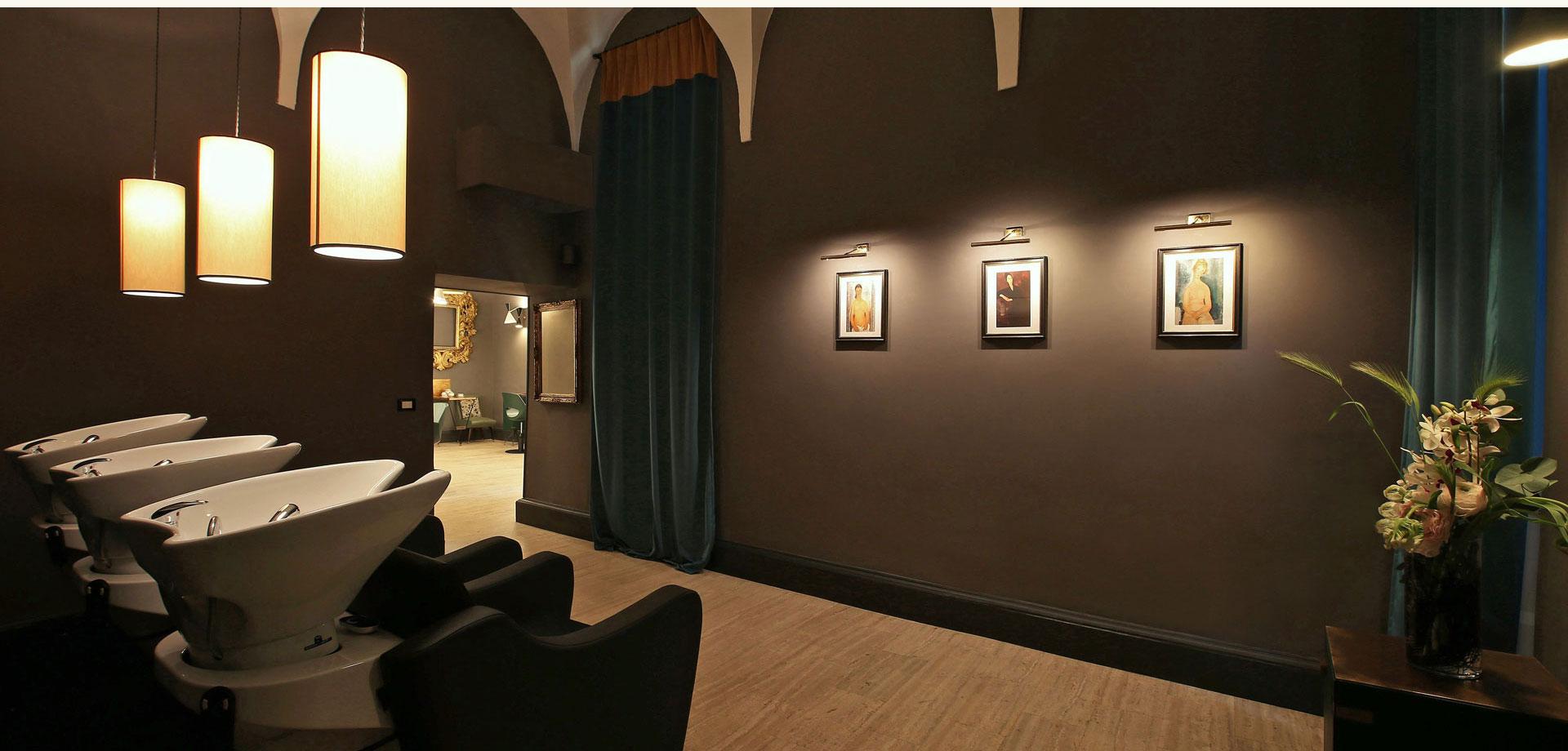 Salone sant 39 agnese il salone di bellezza for Saloni di lusso